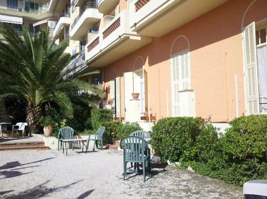 Hotel le Provencal: terrazza