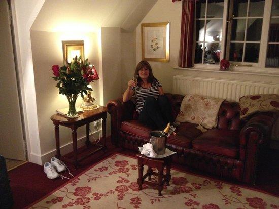 Kegworth House: Room 1 Interior - Lounge Area