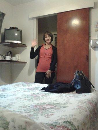 Southampton Guest House : Maria nella sua camera