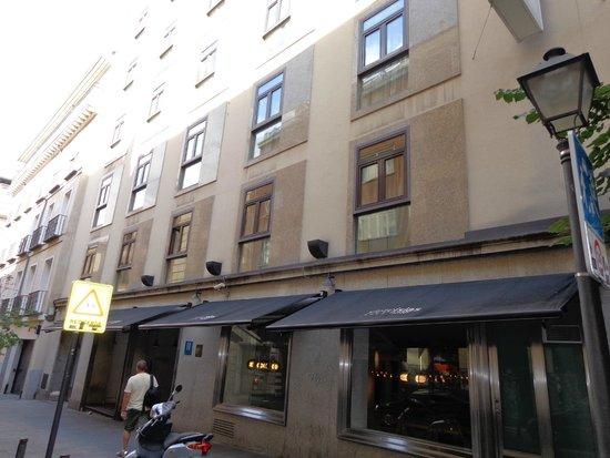 Foto de 7 islas hotel madrid ingresso hotel 2 tripadvisor - Hotel siete islas madrid ...