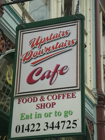 Upstairs Downstairs Cafe & Coffee House