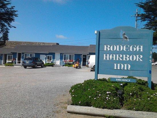 Bodega Harbor Inn: un endrot reposant