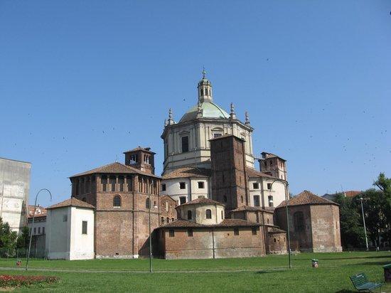 Parco Papa Giovanni Paolo II (Parco delle Basiliche)