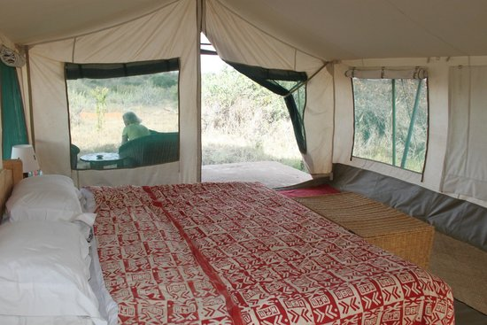 Laikipia Wilderness Camp: Double tent