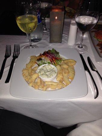 Gourmet Grill Mauritius : frittura