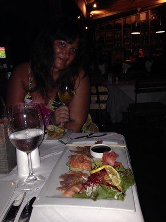 Gourmet Grill Mauritius : cruditè