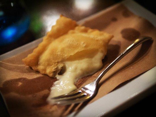 Braceria Le Gole di Cerbero : These were delicious little treats - compliments of the chef