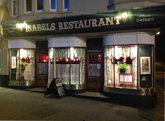 Isabel S Restaurant Bournemouth