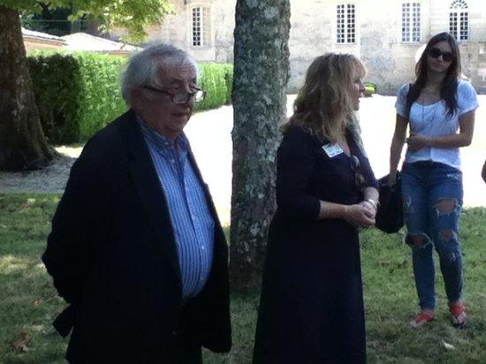 Office de Tourisme de Bordeaux : ミラーのオーナー
