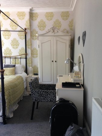 Kilmorey Lodge: Family room