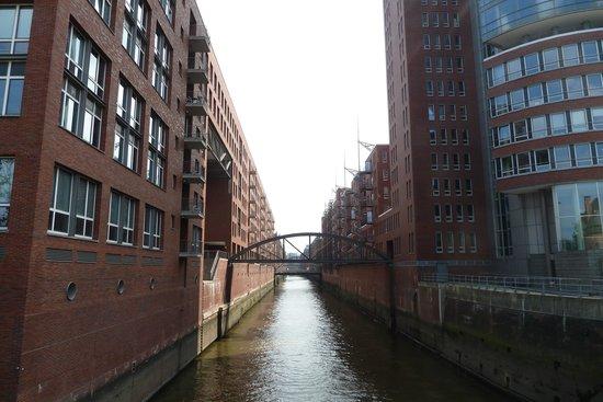 Warehouse District : Ursprüngliche Form