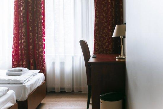 Hotel Hamburg Altona: Doppelzimmer