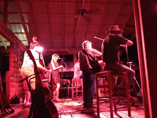 Brookstown Inn: Entertainment at the Guvnr's Ball