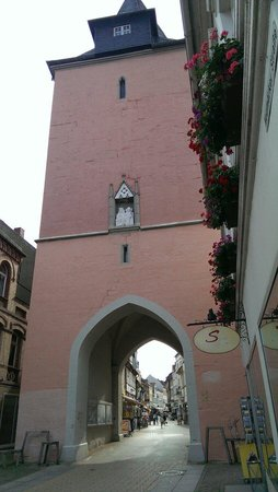 Helmstedt, Germany: Hausmanns turm 2014