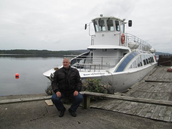 The Rose of Innisfree Tour Boat: Rose of Innisfree Lough Gill