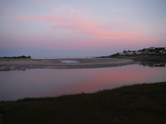 Pink Blossoms Resort (Family Suites): Ogunquit Beach At Sunset