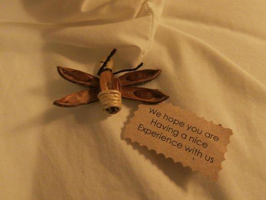 Hotel La Semilla: Little Night Gift