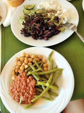 Porto Village: Обед/Ужин