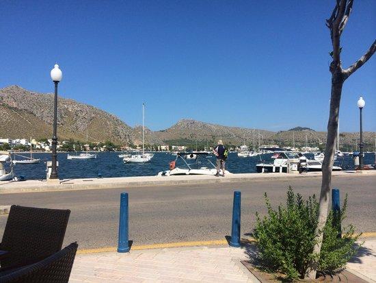 La Llonja: View from the Restaurant