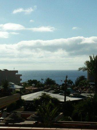 Occidental Lanzarote Mar: Widok z pokoju w budynku nr 4.
