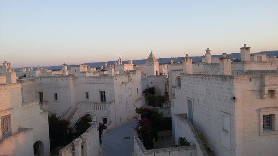 Borgo Egnazia : View from our Casetta Magnifica