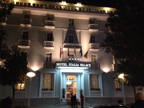 Hotel Italia Palace: Esterno