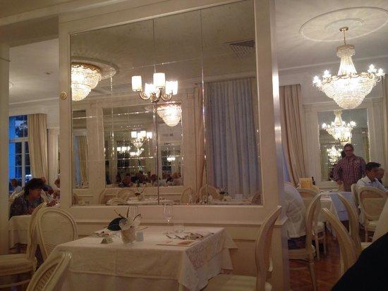 Hotel Italia Palace: Sala ristorante