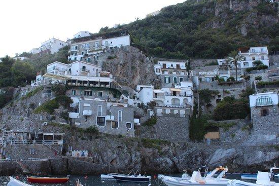 Hotel Onda Verde: Onda Verde from the water