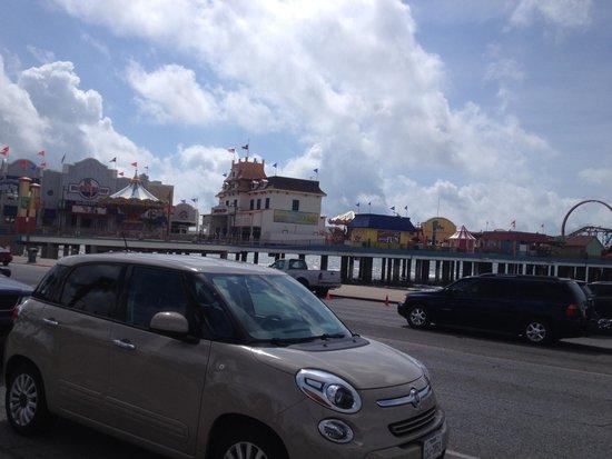 Port of Galveston : Pleasure Pier Galveston, Tx