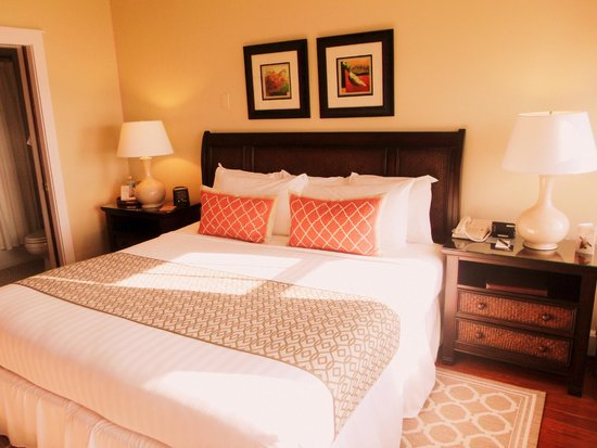 Elizabeth Pointe Lodge: Totally different than before...perfect changes
