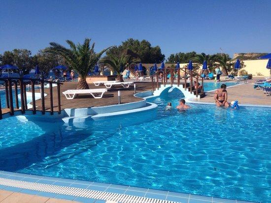 Dessole Blue Star Resort : Главный бассейн