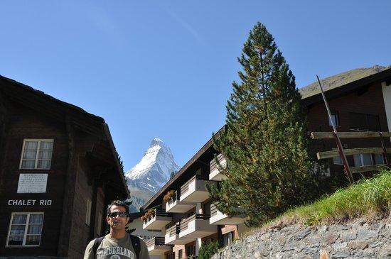 Zermatt-Matterhorn Ski Paradise: Zermatt paradise