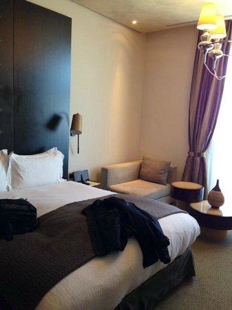 Sofitel Montevideo Casino Carrasco & Spa: Quarto bem confortável