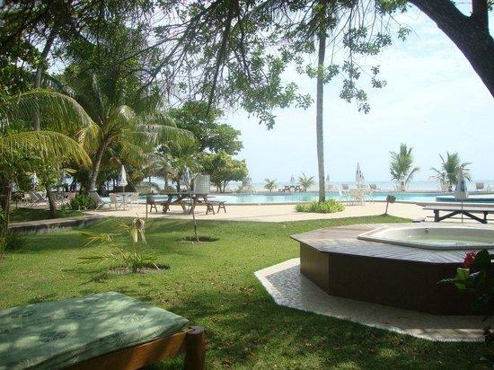 Karapitangui Praia Hotel: Hotel