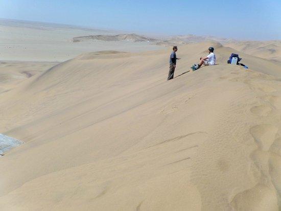 Alter Action Sandboarding: Wonderful tuition