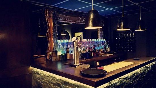 The Curry House: Ground floor bar