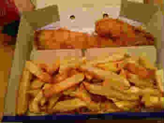 Ainsworths Traditional Fish & Chips: これです。