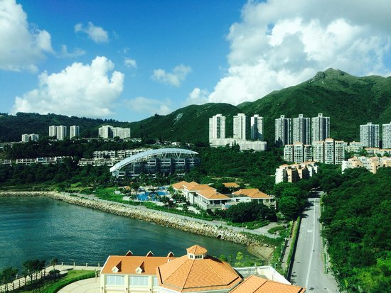 Auberge Discovery Bay Hong Kong : Beautiful view