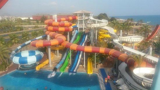 Long Beach Resort Hotel & Spa: Aquapark