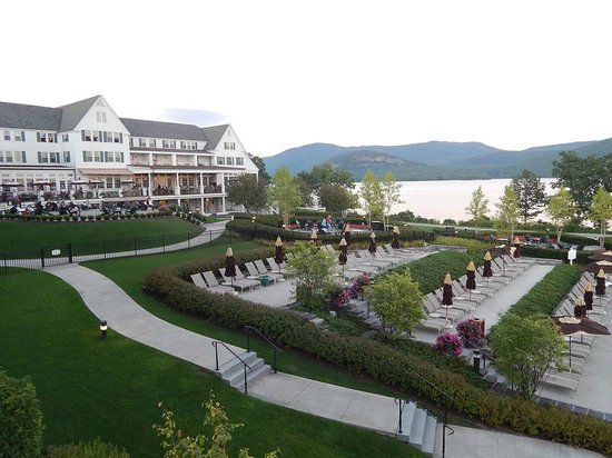 The Sagamore Resort: Room #151 with a view