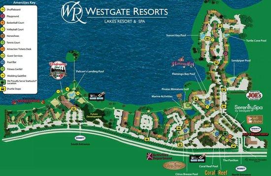 Westgate Lakes Resort Spa Orlando Fl United States Of America
