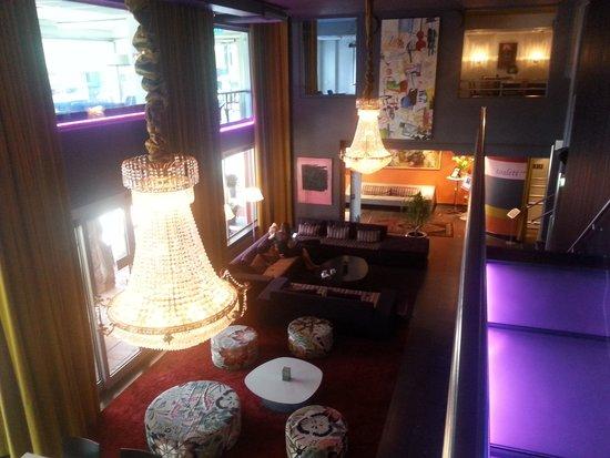 Best Western Plus John Bauer Hotel: Mot entren