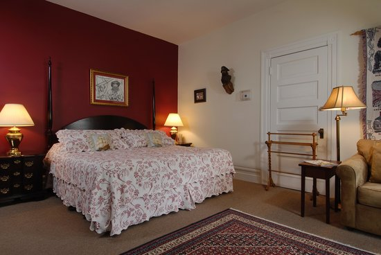 Captain's Quarters Inn: Room 4