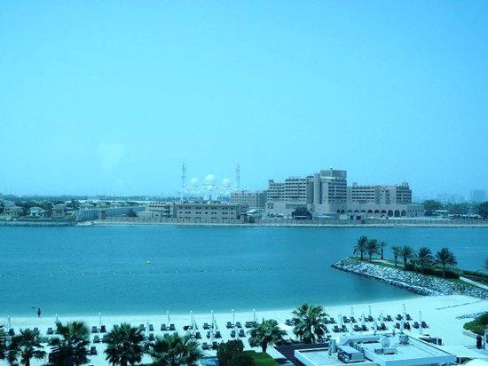 Fairmont Bab Al Bahr : Vista dalla nostra camera