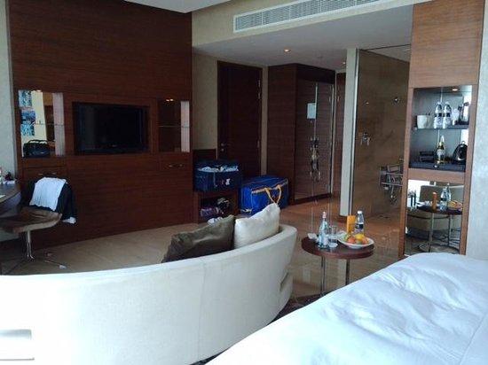 Fairmont Bab Al Bahr : our room