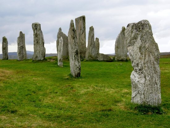 Callanish Standing Stones: Callanish Stones