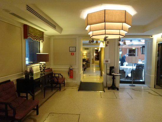 Starhotels Splendid Venice: ロビー