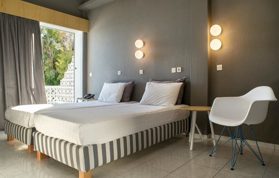 Alkistis Hotel Twin Bed