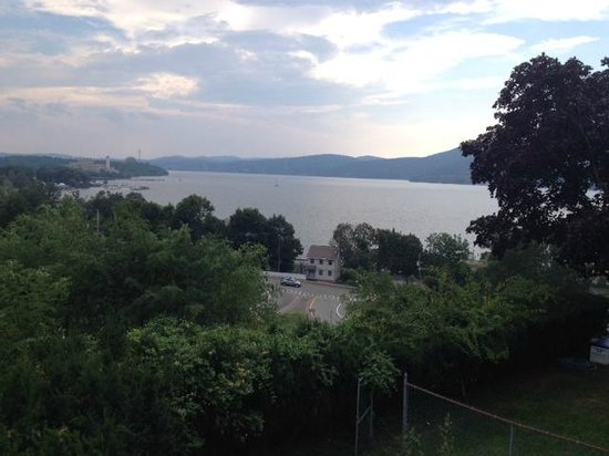 Inn on the Hudson: Overlooking the Hudson