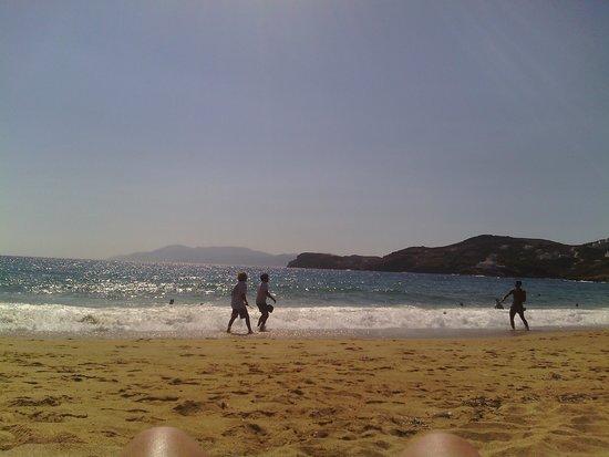 Aegeon Hotel : Mylopotas beach
